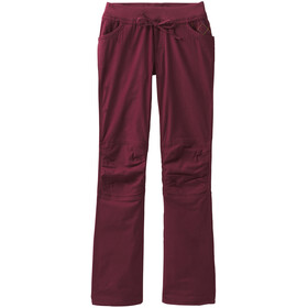 Prana W's Avril Pants Black Cherry